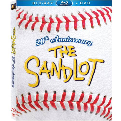 The Sandlot (Blu-ray   DVD) (20th Anniversary Edition) (Widescreen)