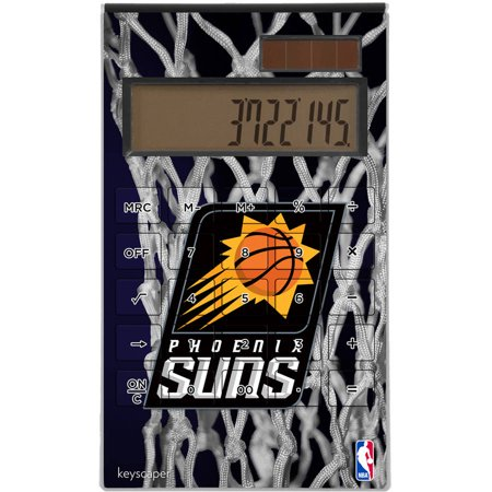 Phoenix Suns Net Design Desktop Calculator By Keyscaper