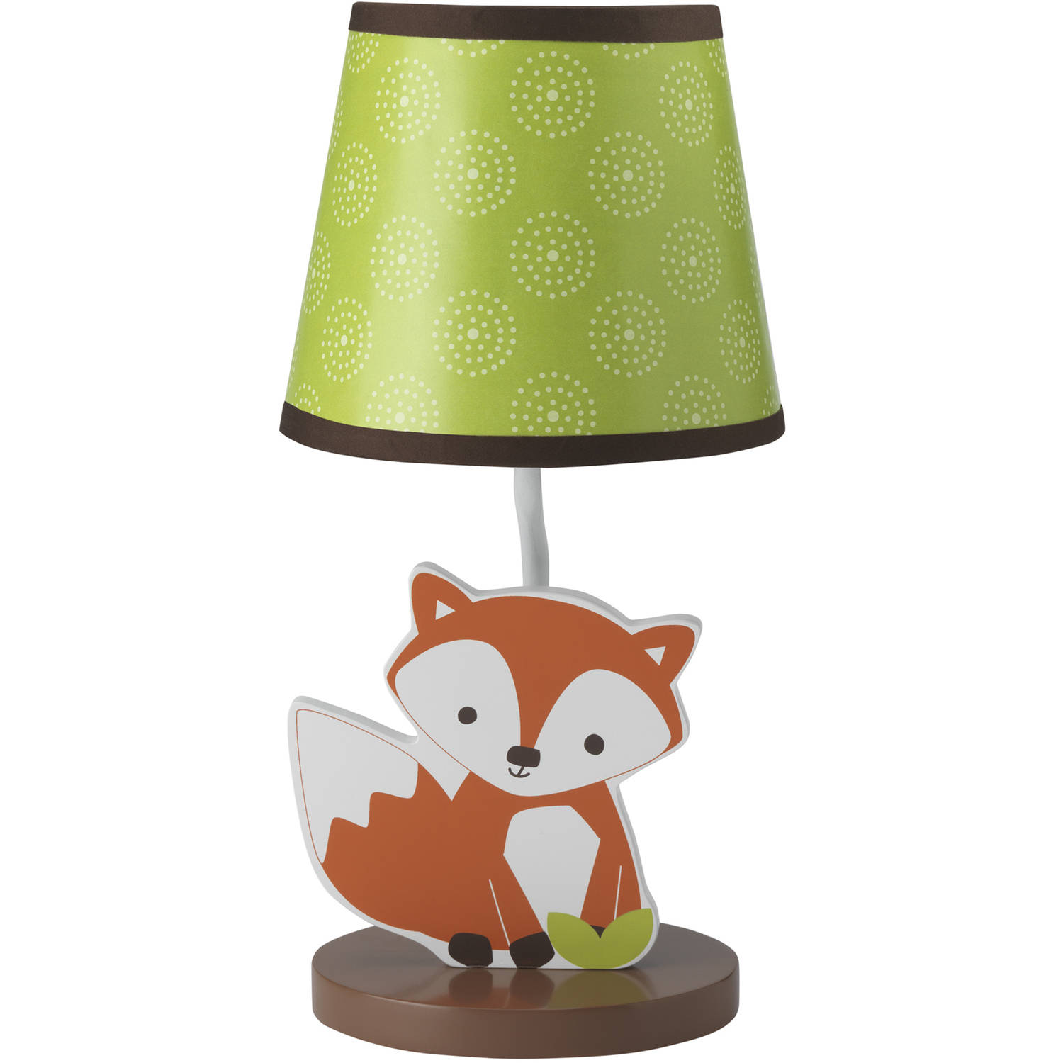 Bedtime Originals Friendly Forest Lamp with Shade and Bulb by Bedtime Originals