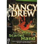 ATARI 149563 Nancy Drew- Secret of the Scarlet Hand