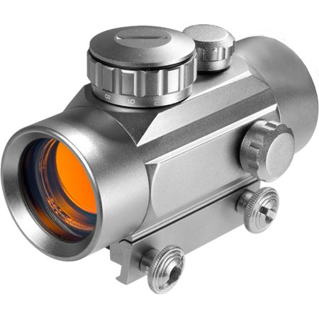 Tribe Silver 30mm - Barska Optics 30mm Red Dot