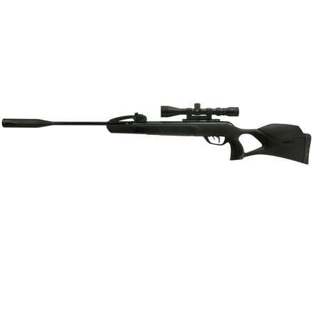 Gamo 611006125554 Magnum Air Rifle Break Open .22 Pellet 3-9x40mm Scope (Gamo Whisper Silent Cat 22 Air Rifle)
