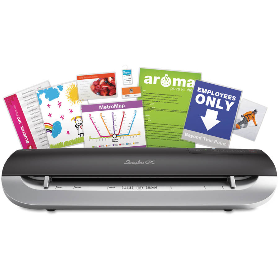 "Swingline GBC Fusion 3100L 12"" Laminator, 7 mil Maximum Document Thickness"