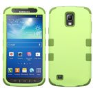 For Samsung Galaxy S4 Active TUFF Hybrid Shockproof Phone Protector Cover Case