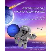 Astronomy Games (Astronomy Word Search: Solar System Edition)