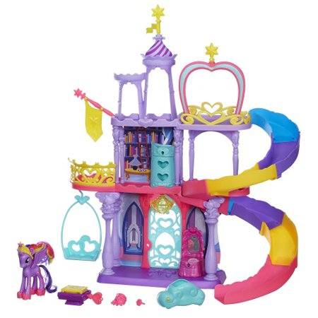My Little Pony Friendship Rainbow Kingdom Playset (My Little Pony Rainbow)
