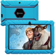 Contixo Kids Learning Tablet 1 GB RAM 16 GB Memory, Android OS, Bluetooth, WiFi Camera for Children Toddlers Kids with Parental Controls and Case - V8-2