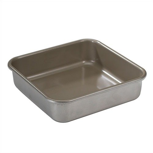 Nordic Ware Natural Commercial Square Cake Pan