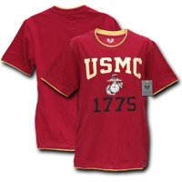 S16-MAR-CAR-01 Pitch Double Layer Tee, Marines, Car, Small