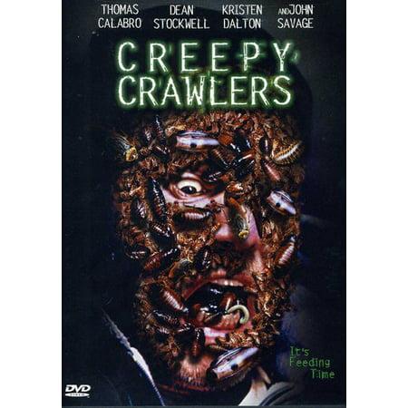Creepy Crawlers (DVD)](Spartan Movie)