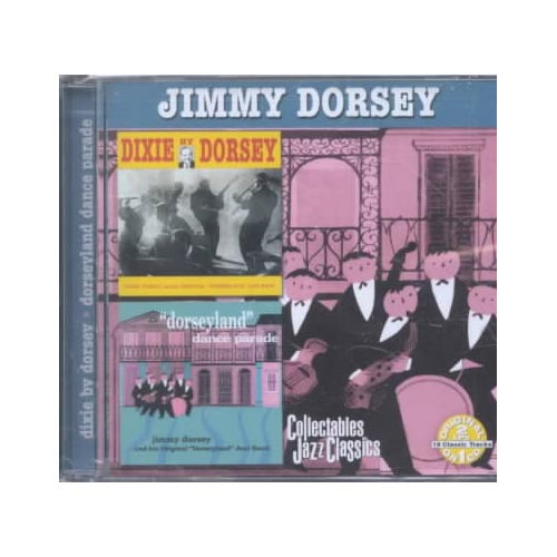 2 LPs on 1 CD: DIXIE BY DORSEY (1949)/DORSEY LAND BAND (1950).<BR>Originally released on Columbia Records.