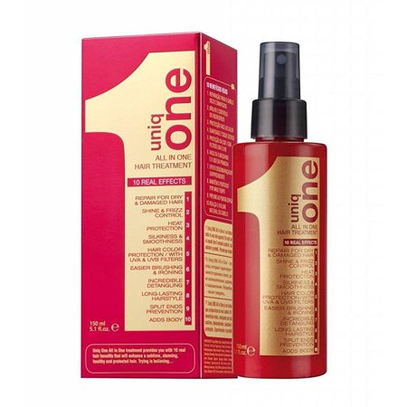 REVLON Uniq One All In One Hair Treatment 5.1oz. 3 Pack - NEW ORIGINAL