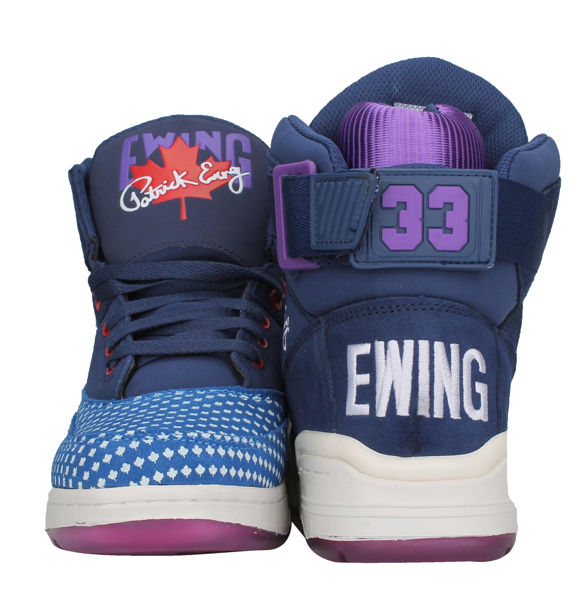Ewing Athletics Ewing 33 Hi 2016 All Star Men's Basketball Shoes 1EW90166-463