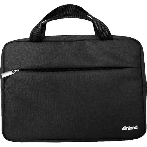 "Inland Pro 10.2"" Black Netbook Bag"