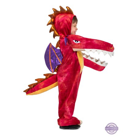Boys Chompin' Red Dragon Costume](Khaleesi Dragon Costume)