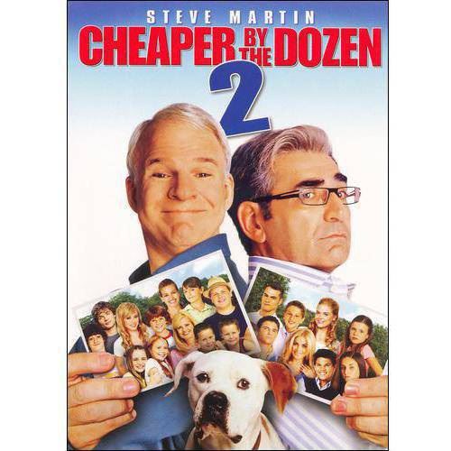 Cheaper By The Dozen 2 (Full Frame, Widescreen)