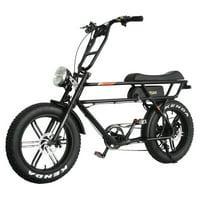7f5cec48938 Product Image Addmotor Motan M-70 750W Electric Cruiser Bike Mini Motobike  20 Inch Retro Fat Tire