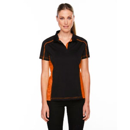 Ash City - Extreme Ladies' Eperformance™ Fuse Snag Protection Plus Colorblock Polo ()