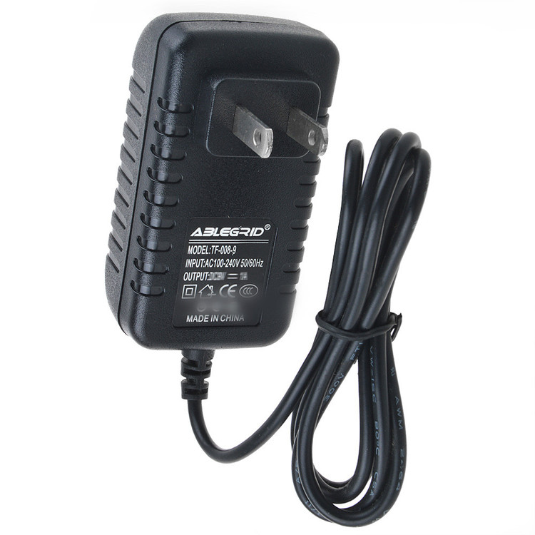 ABLEGRID AC / DC Adapter For Hoover S2105 S2105180 Slider Bagless Rechargeable-Broom Vacuum Cleaner Vac ;Hoover P/N 93001484 Switching Power Supply Cord
