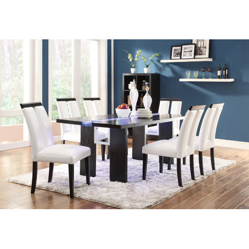 Wildon Home  Kenneth 7 Piece Dining Set