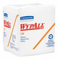 Task Wipe Light Duty WypAll L30 Disposable 12 X 12.5 Inch Case of 1080