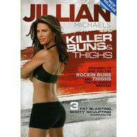 Jillian Michaels: Killer Buns & Thighs (DVD)