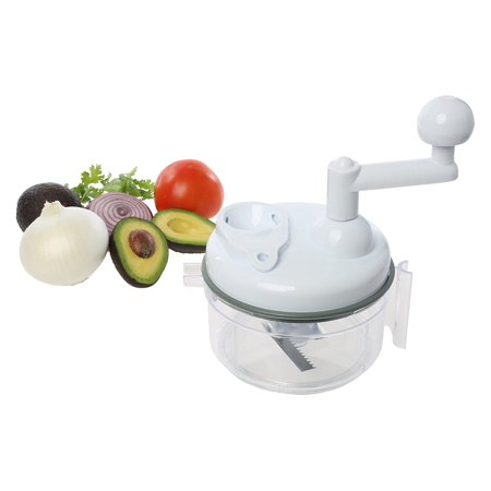 Salsa Master Salsa Maker, Food Chopper, Mixer and Blender - Manual Food Processor (SC-105W)