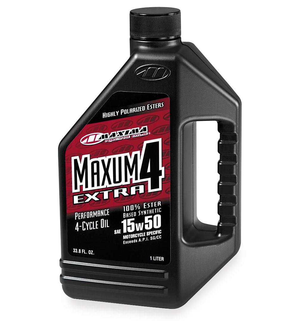 Maxima 30-309128 Maxum4 Extra Oil - 10W60 - 1gal.