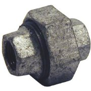 Pannext Fittings G-UNI20 Galvanized Union - 2 in.