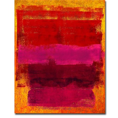 Passionate by Taylor Hamilton Premium Gallery-Wrapped Canvas Giclee Art - Ready to Hang, 36 x 30 in. - image 1 de 1