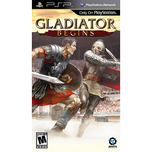Gladiator Begins (PSP) - Pre-Owned