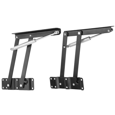 WALFRONT Lift Up Top Coffee Table, Furniture Spring Hinges,2Pcs Lift Up Top  Coffee Table Lifting Frame Mechanism Furniture Spring Hinges - Walmart com
