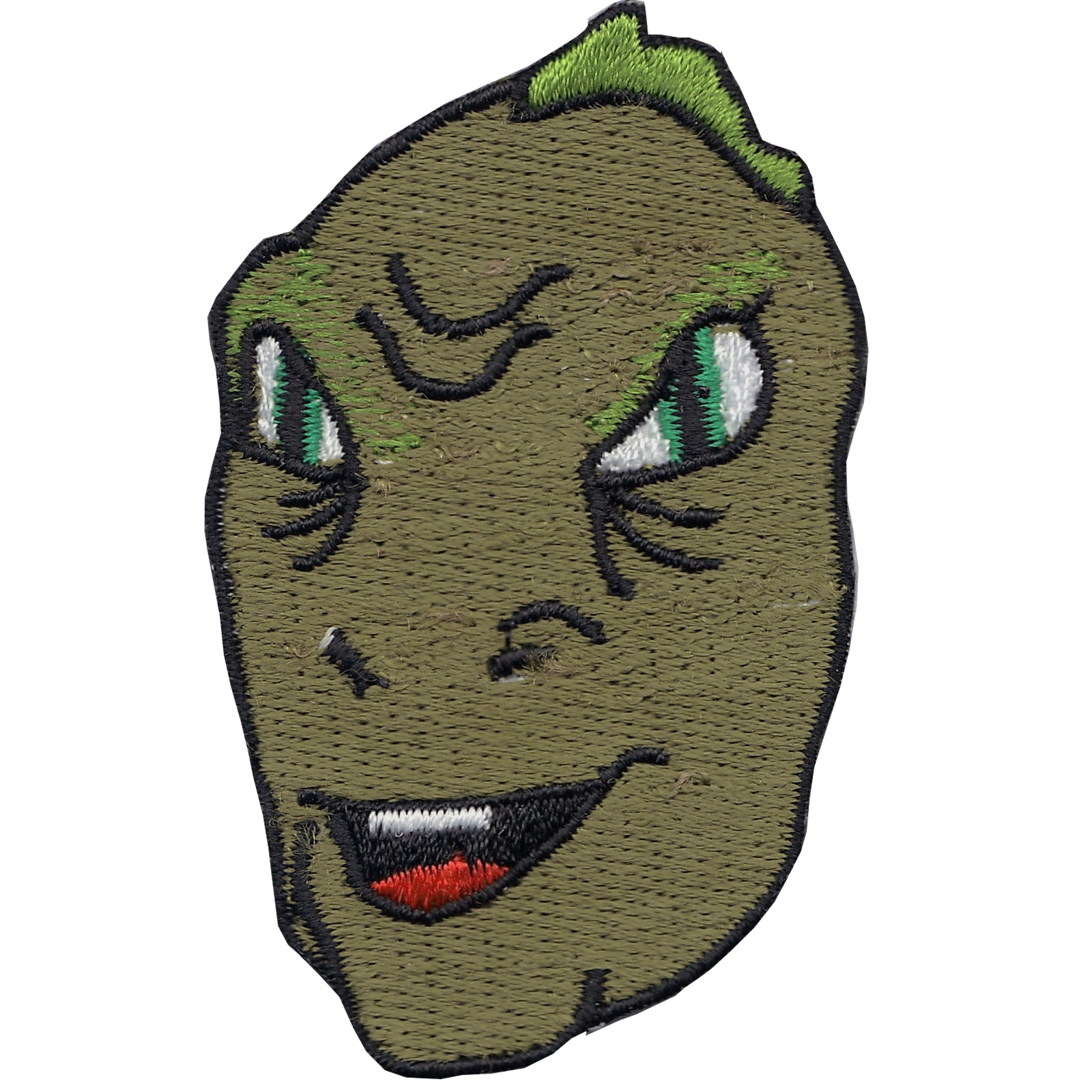 Yee Dinosaur Meme Embroidered Iron on Patch