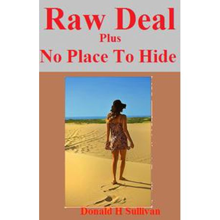 Raw Deal Plus No Place to Hide - - Deal Or No Deal Halloween