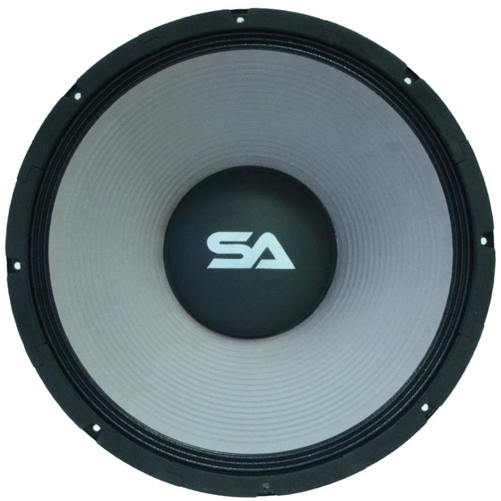 "Seismic Audio 18"" Raw Subwoofers Woofers Speakers 240 oz Magnet 1500W - New Madrid 18"