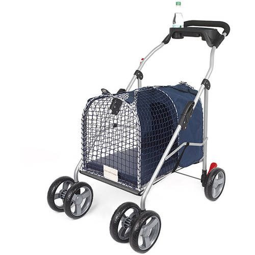 Kittywalk Classic Pet Stroller SUV, Royale, 31 x 16 x 37.5""