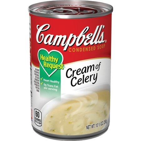 Campbell's Condensed Healthy Request Cream of Celery Soup, 10.5 oz.