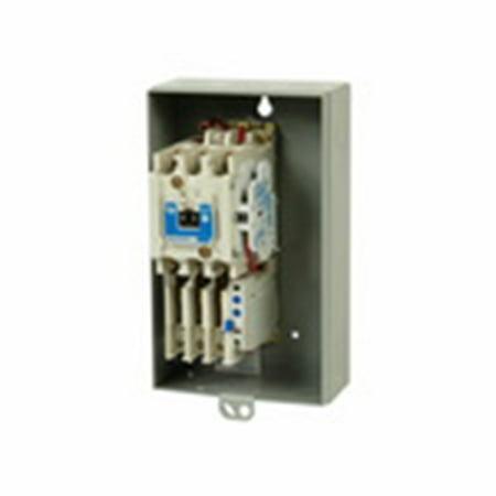 Eaton ECN05A1CAA Starter, NEMA Size 00, 9A, Type 1, Non-Reversing, 480VAC Coil