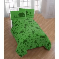 "Minecraft ""Icon Adventure"" Kids Sheet Set"