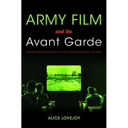 Army Film and the Avant Garde - eBook