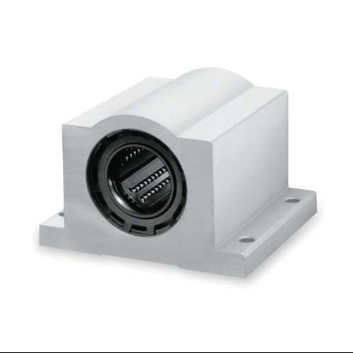 Pillow Block self-aligning for continuously supported applications Seals at both ends; use with 16 mm Diameter Shaft Super Smart Thomson SSEPBOM16DD Open