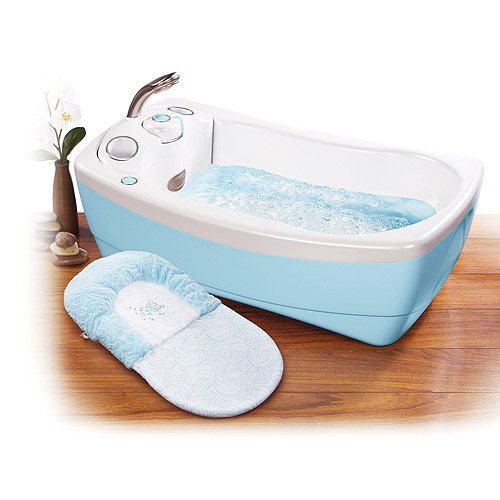 Summer Infant - Lil' Luxuries Whirlpool Bubbling Spa & Shower