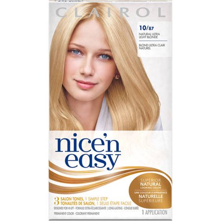 Nice And Easy Hair Colors Chart Best Hair Color 2018