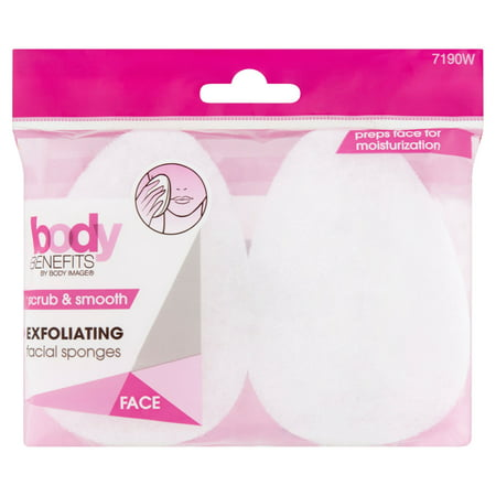 (Body Benefits Exfoliating Facial Sponge)