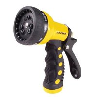 Dramm 9-Pattern Revolver Spray Gun, Yellow