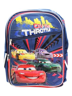 2631be9bd39 Product Image Disney Pixar s Cars On the Throttle Full Size Kids Backpack ( 16in)