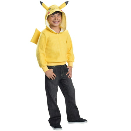 Pokemon Costumes Kids (Pokemon Children's Pikachu Character)