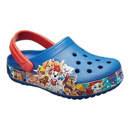 Crocs Unisex Child Paw Patrol Fun Lab Band Clog (Ages 1-6) ()