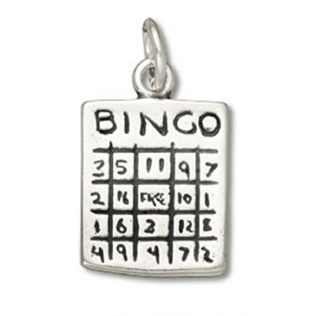 Boxed Bingo (Sterling Silver 16