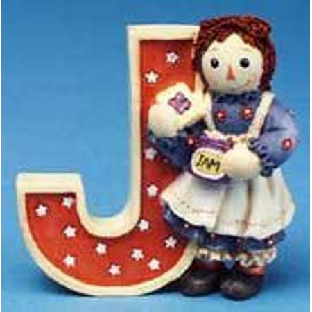 Raggedy Ann and Andy - J Is For Jam, By Raggedy Ann Andy